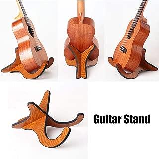LOadSEcr's Musical Instruments Tool, Portable Ukulele Violin Mandolin Stand Hook Foldable Bracket Holder Electric Guitar Bass Ukelele Accessories