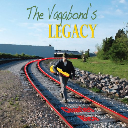 The Vagabond's Legacy audiobook cover art