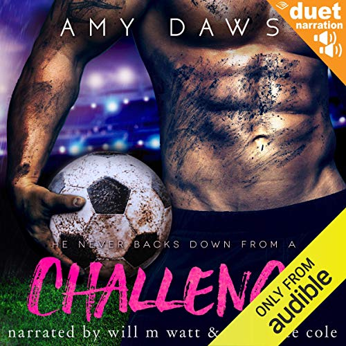 Challenge audiobook cover art