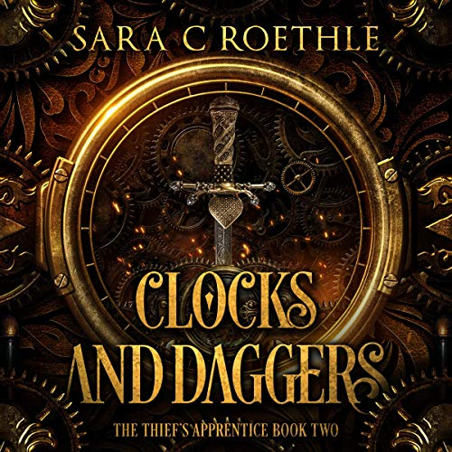 Couverture de Clocks and Daggers