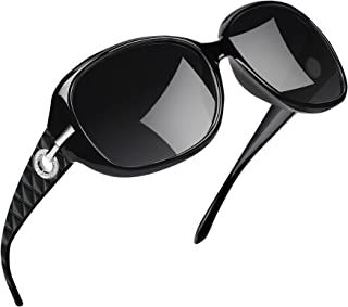 Polarized Sunglasses for Women Trendy Oversized Big...