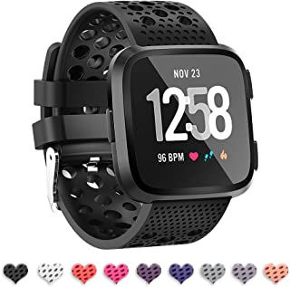 Best fitbit versa breathable bands Reviews