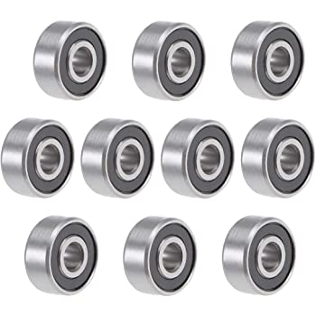 "New 20pcs R2ZZ Inch Ball Bearing metal sealed shield 1//8/""x 3//8/""x 5//32/"""