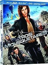 Three Musketeers (3D Blu-ray + 2D Blu-ray + DVD + Digital Combo) (Blu-ray) (Boxset)