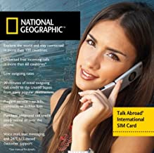Best national geographic talk abroad travel sim Reviews