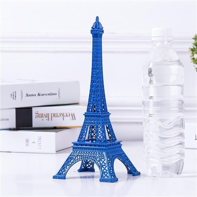Chaobing Eiffel Sacramento Mall Tower Handmade Model Artware -Figurine Safety and trust Ornaments