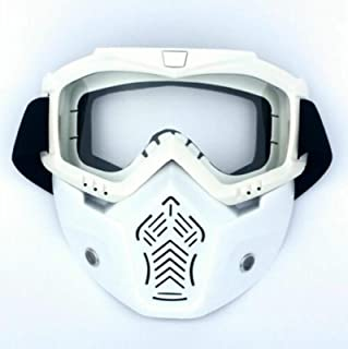 Retro Vintage glasses cross country motorcycle goggles skiing goggles outdoor riding cycling mask goggles