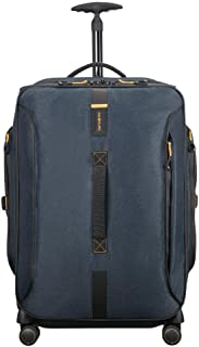 SAMSONITE Paradiver Light - Spinner Duffle Bag 67/24 Sac de Voyage, 67 cm, 80 liters, Bleu (Jeans Blue)