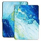 Ayotu Estuche de colores para las nuevas generaciones de Paperwhite anteriores a 2018 (No se ajusta a la 10ª generación de Paperwhite totalmente nueva) K5-09 The Oil Painting