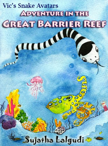 Snake childrens book: Vic the snake's Adventure: Childrens snake book, Ocean adventure book, Adventure in the Great Barrier Reef (kids ages 6-9), Magical ... animal books - Snake A