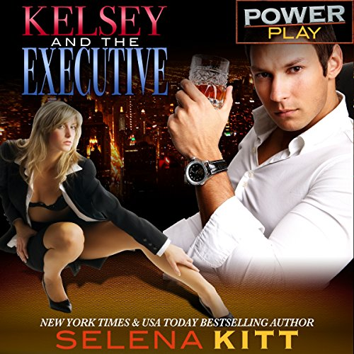 Kelsey and the Executive audiobook cover art
