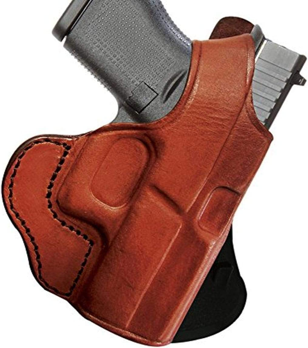 Tagua PD1R-1232 FN Max 84% OFF Five-Seven Brown Thumb Right B Hand Rotating Max 73% OFF