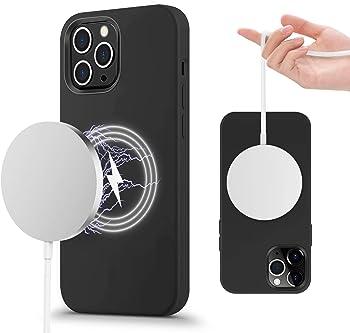 Ilofri Magnetic Case Compatible with iPhone 12 Pro Max