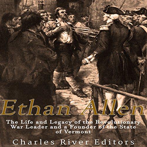 Ethan Allen audiobook cover art