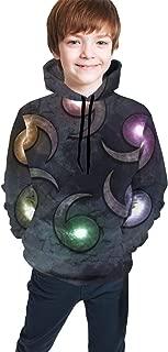 Sage of Six Paths Rinnegan NAR-uto Shipp-uden Teen Hooded Sweatshirt Unisex Children