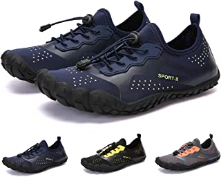 Men Women Quick Dry Barefoot Hiking Water Shoes for Swim Surf Exercise