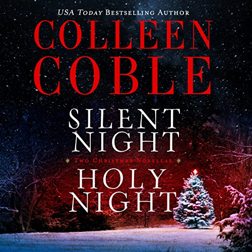 Silent Night, Holy Night audiobook cover art