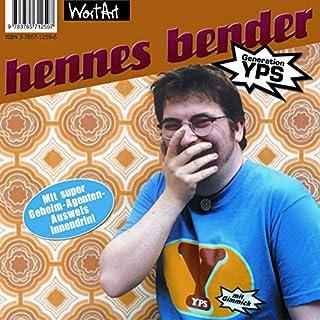 Generation Yps Titelbild