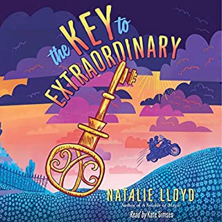 The Key to Extraordinary audiobook cover art