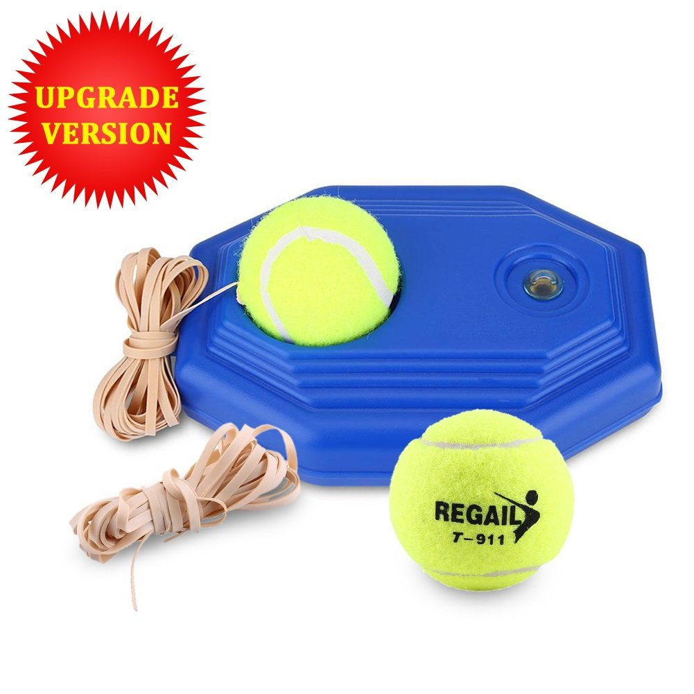 Tenis de Entrenamiento Auto Práctica Juego de Rebote Tenis Base 2 ...