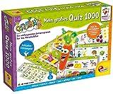 Lisciani DE49363 Quiz, Lernspiel für Kinder, Spielend Neues Lernen für 1-4 Spieler