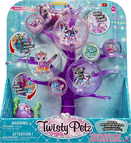 Twisty Petz 6053562 - Schmuckbaum mit exklusivem Einhorn