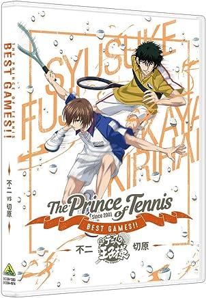 【Amazon.co.jp限定】テニスの王子様 BEST GAMES!! 不二 vs 切原 (描き下ろしイラスト(不二周助、切原赤也)使用A3クリアポスター付) [Blu-ray]