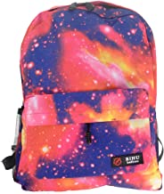 PIXNOR 1pc Backpack Canvas Fashion Creative High Capacity Backpack Shoulders Bag Casual Bag for Student Man