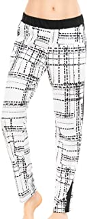 Rösch Pure 1213127-16455 Women's White-Black Striped Cotton Pyjama Pant