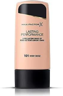 Max Factor Lasting Performance, Liquid Foundation, 101 Ivory Beige, 35 ml