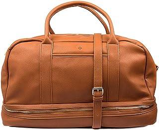 PETA & JAIN Rae Tan Smooth Bags Womens Bags Tote Bags
