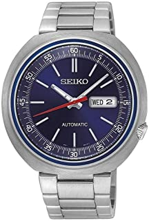 Recraft Automatic Blue Dial Mens Watch SRPC09