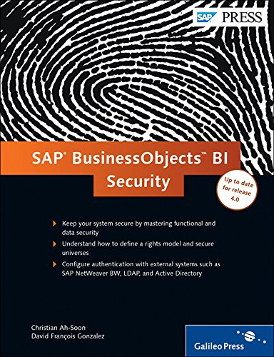 SAP Businessobjects Bi Security: Keep Your Bobj Safe