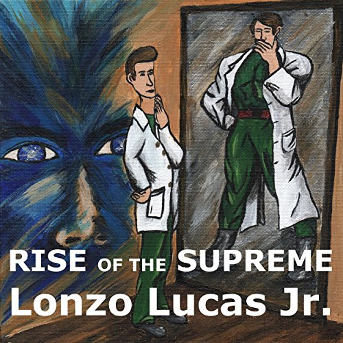 Rise of the Supreme audiobook cover art