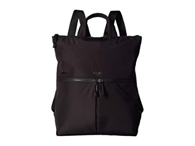 KNOMO London Dalston Reykjavik Totepack (Black 2) Tote Handbags