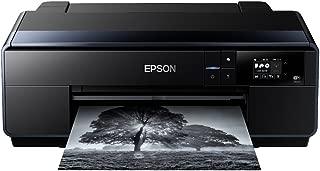 Epson 爱普生 SureColor SC-P600 墨水打印机(Wi-Fi、扫描)黑色
