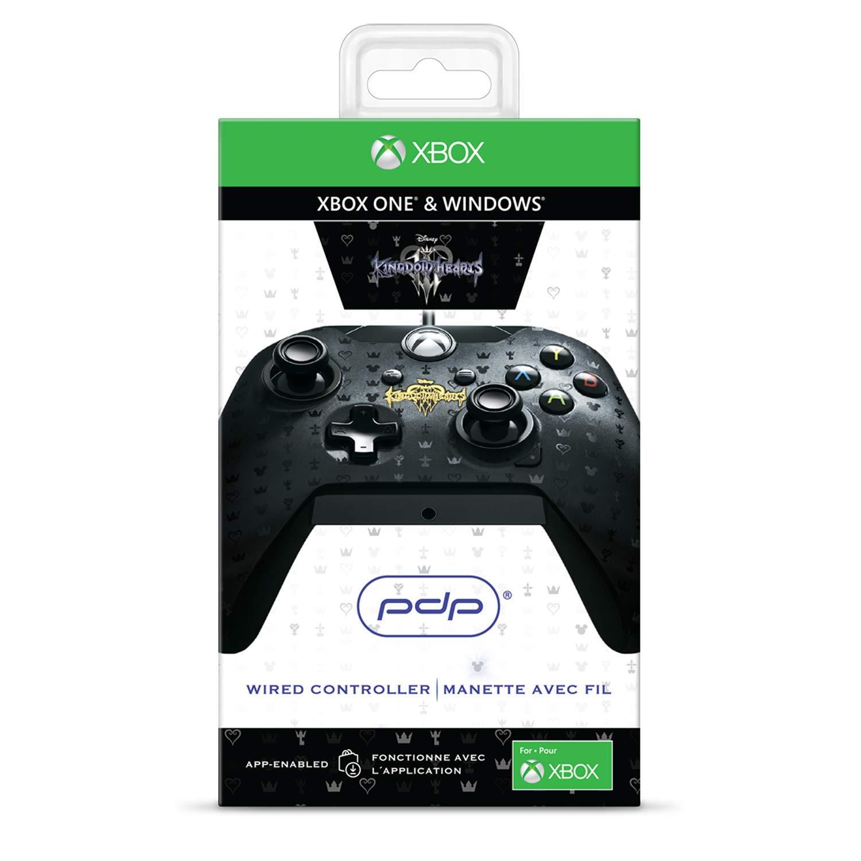 PDP - Mando Con Cable Kingdom Hearts Licenciado (Xbox One): Amazon.es: Videojuegos
