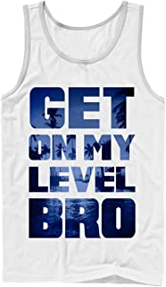 Chin Up Men's Get On My Level Tank Top