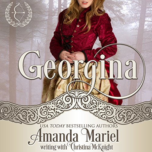Georgina audiobook cover art