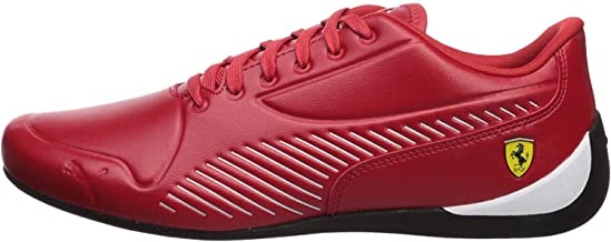 PUMA Men's Scuderia Ferrari Drift Cat 7 Ultra Sneaker