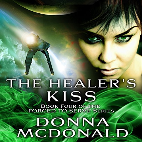 The Healer's Kiss audiobook cover art