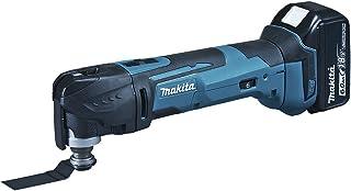 マキタ 充電式マルチツール18V 6Ahバッテリ・充電器付 TM51DRG
