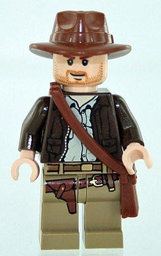 barato Lego Indiana Jones Jones Jones with Satchel & Hat by LEGO  ahorra hasta un 80%