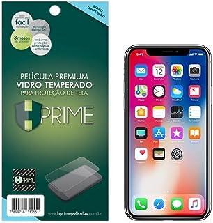 Pelicula de Vidro temperado 9h HPrime para Apple iPhone X/Xs, Hprime, Película Protetora de Tela para Celular, Transparente