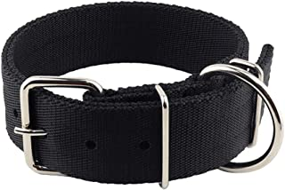 Yunleparks Collar Durable Stainless Buckle