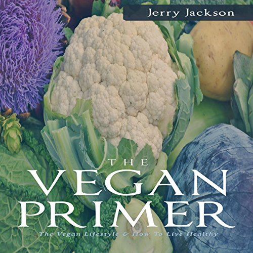 The Vegan Primer audiobook cover art