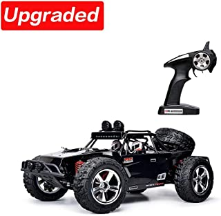 VATOS RC Car Vatos Monster Truck 1:12 High Speed 4x4 4WD 50M Remote Control
