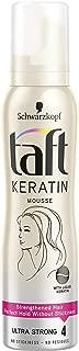 Schwarzkopf Taft Keratin Mousse (150ml)