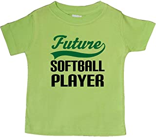 Future Softball Player Baby T-Shirt