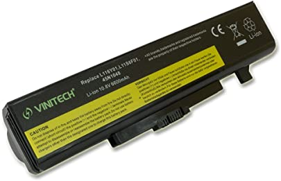 Vinitech Akku f r Lenovo IdeaPad Y580 Y580A Y580M Y580N Y580NT Y580P Z380 Z380A Z480 Z480AX Z485 Z580 Z585 10 8 11 1V 6600mAh Schätzpreis : 24,66 €